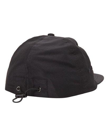 2 Eyesolation Toggle Hat Black ABYHA00179 Billabong