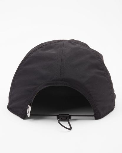 3 A/Div Toggle Reversible Hat Black ABYHA00194 Billabong