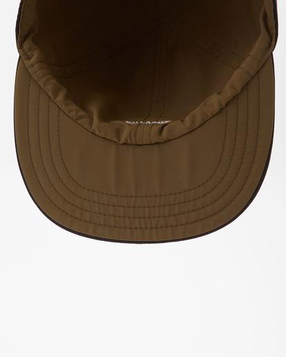 4 A/Div Toggle Reversible Hat Black ABYHA00194 Billabong