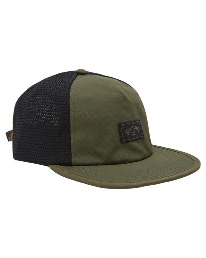 2 A/Div Backside Trucker Hat Brown ABYHA00213 Billabong
