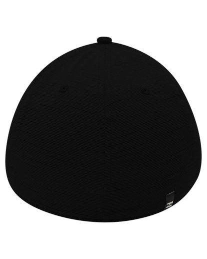 2 A/Div Surftrek Stretch Hat Black ABYHA00214 Billabong