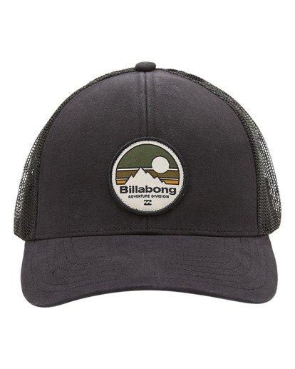1 A/Div Walled Trucker Hat Black ABYHA00238 Billabong
