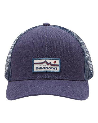 1 A/Div Walled Trucker Hat Blue ABYHA00238 Billabong