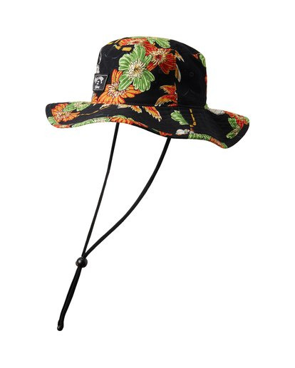 0 Aloha Grinch Big John Hat Black ABYHA00240 Billabong