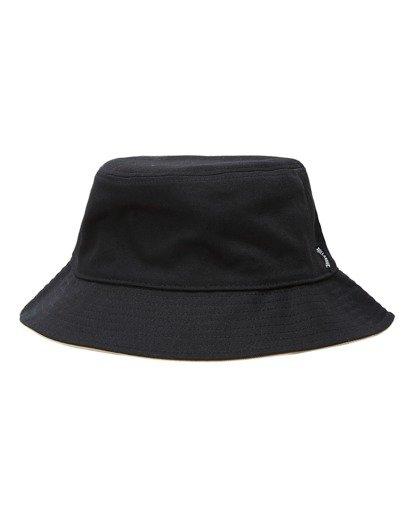 1 Contrary Reversible Bucket Hat Black ABYHA00274 Billabong