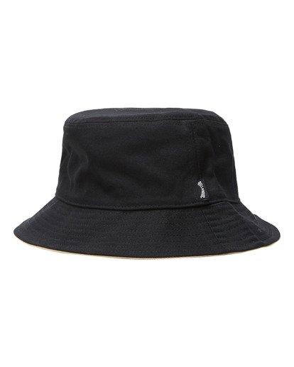 0 Contrary Reversible Bucket Hat Black ABYHA00274 Billabong
