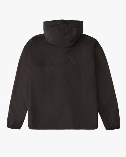 9 Switchback Reversible Jacket Black ABYJK00100 Billabong