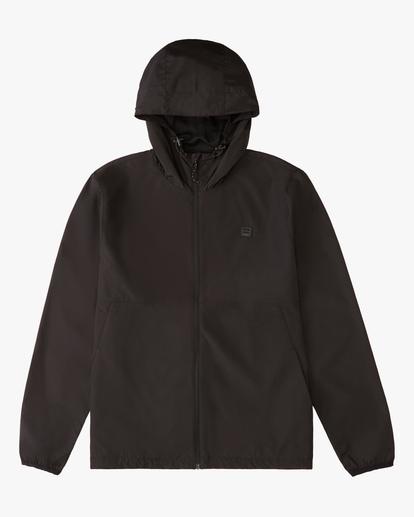 7 Switchback Reversible Jacket Black ABYJK00100 Billabong
