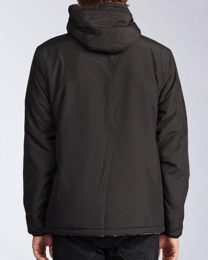 3 Switchback Reversible Jacket Black ABYJK00100 Billabong