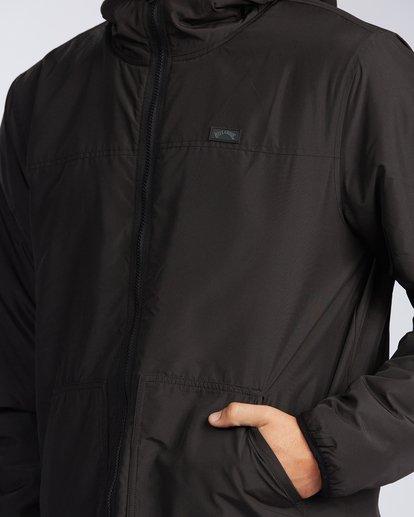 4 Switchback Reversible Jacket Black ABYJK00100 Billabong