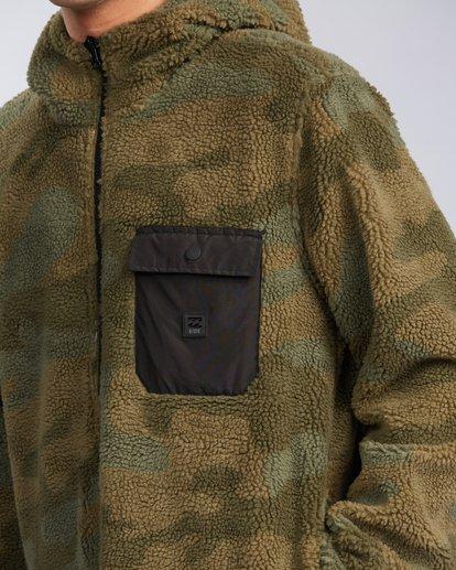 5 Switchback Reversible Jacket Black ABYJK00100 Billabong