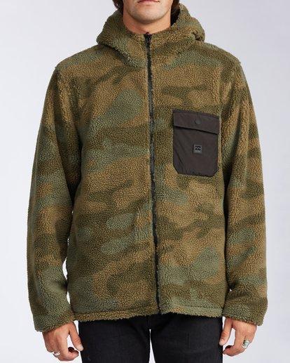 6 Switchback Reversible Jacket Black ABYJK00100 Billabong
