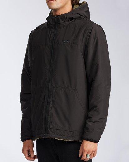 1 Switchback Reversible Jacket Black ABYJK00100 Billabong
