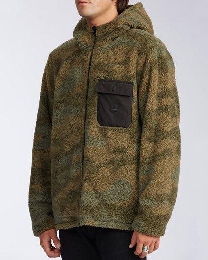 2 Switchback Reversible Jacket Black ABYJK00100 Billabong