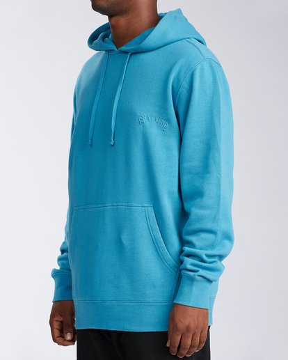 1 Wave Washed Pullover Hoodie Blue ABYKT00113 Billabong