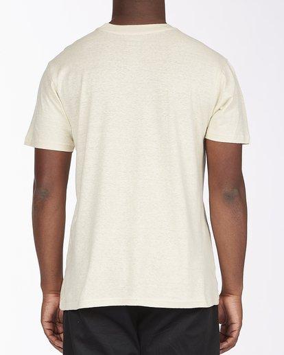 2 A/Div Sonoma Hemp Pocket T-Shirt Red ABYKT00128 Billabong