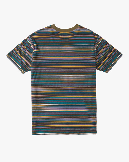 5 Baja Short Sleeve T-Shirt Black ABYKT00136 Billabong
