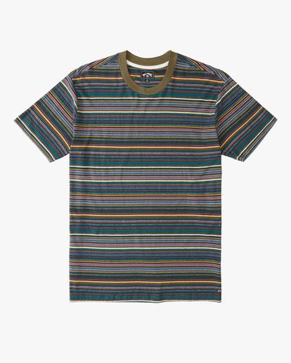 4 Baja Short Sleeve T-Shirt Black ABYKT00136 Billabong