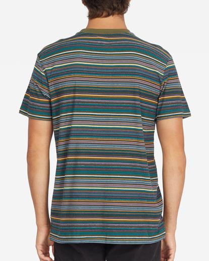 2 Baja Short Sleeve T-Shirt Black ABYKT00136 Billabong