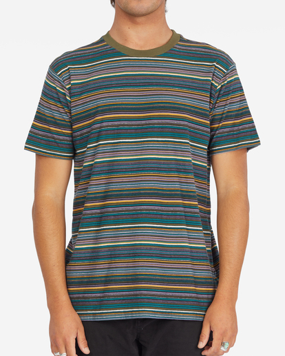 0 Baja Short Sleeve T-Shirt Black ABYKT00136 Billabong
