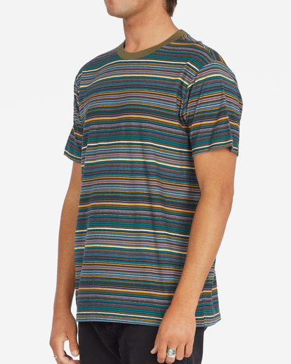 1 Baja Short Sleeve T-Shirt Black ABYKT00136 Billabong