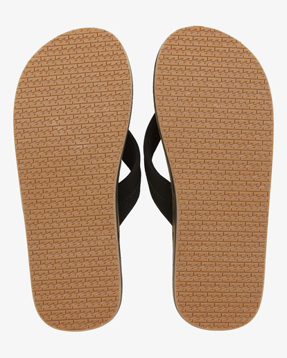 1 All Day Impact Texture Sandal Black ABYL100003 Billabong