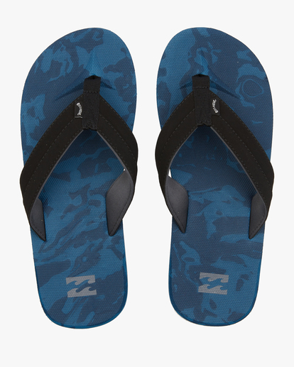 0 ALL DAY IMPACT TEXTURE Blue ABYL100003 Billabong