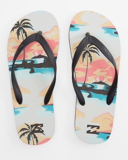 0 Tides Sandal Blue ABYL100010 Billabong