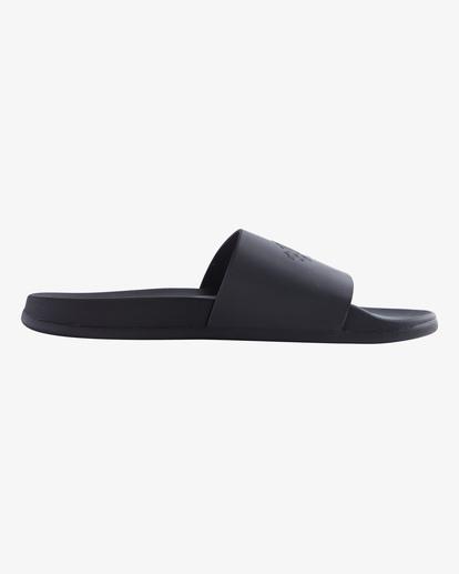 1 Cush Slide Sandals Black ABYL100013 Billabong