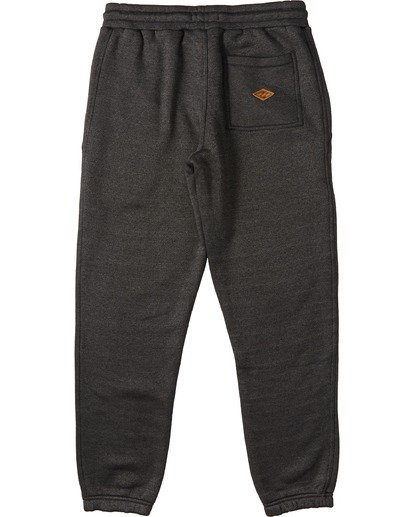5 Hudson Fleece Pant Black ABYNP00101 Billabong