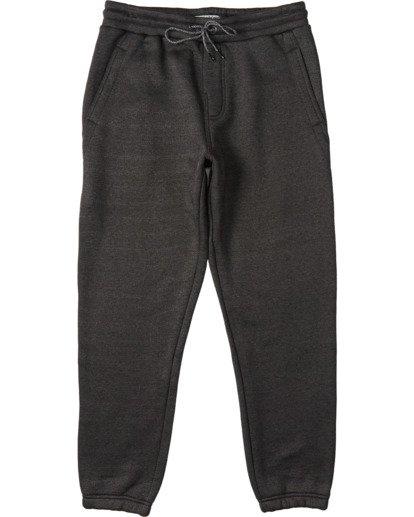 4 Hudson Fleece Pant Black ABYNP00101 Billabong