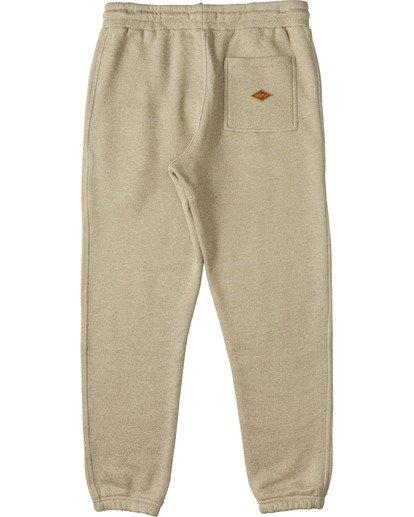 4 Hudson Fleece Pant Beige ABYNP00101 Billabong