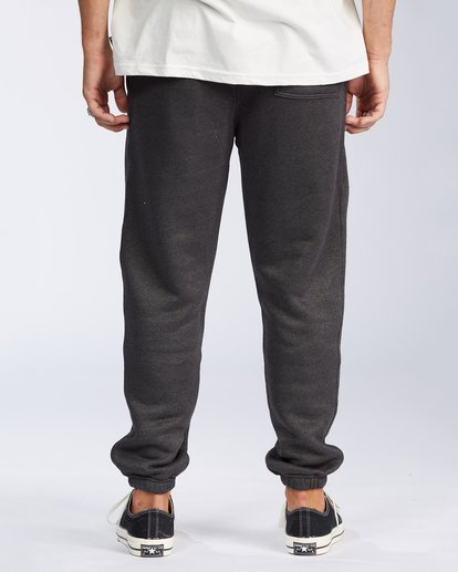 3 Hudson Fleece Pant Black ABYNP00101 Billabong