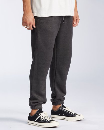 2 Hudson Fleece Pant Black ABYNP00101 Billabong