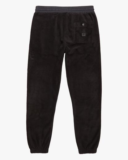 5 A/Div Furnace Sweatpants Black ABYNP00106 Billabong