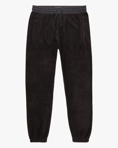 4 A/Div Furnace Sweatpants Black ABYNP00106 Billabong