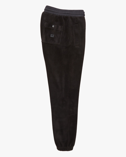 7 A/Div Furnace Sweatpants Black ABYNP00106 Billabong