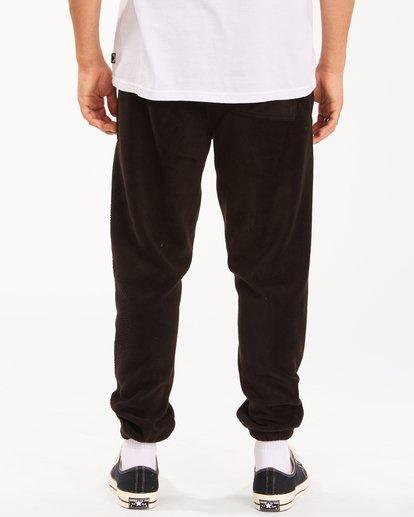 3 A/Div Furnace Sweatpants Black ABYNP00106 Billabong