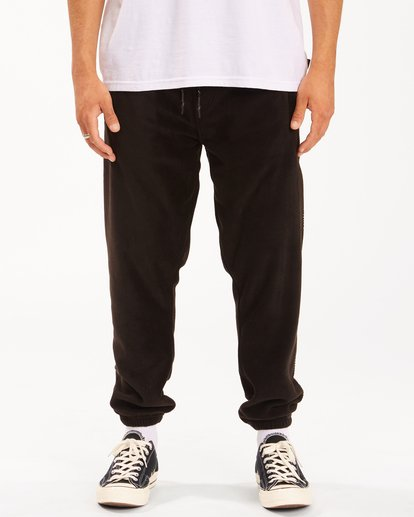 0 A/Div Furnace Sweatpants Black ABYNP00106 Billabong