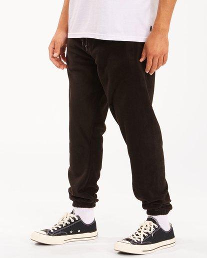 1 A/Div Furnace Sweatpants Black ABYNP00106 Billabong