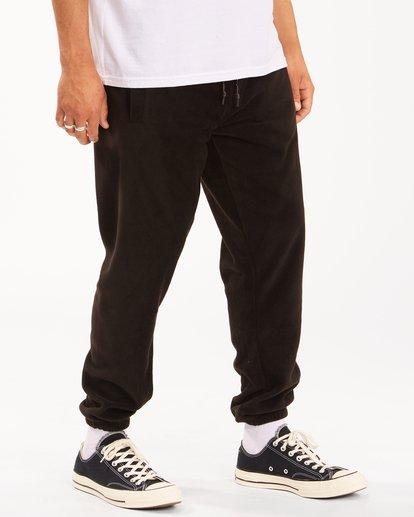 2 A/Div Furnace Sweatpants Black ABYNP00106 Billabong