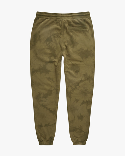 5 Wave Washed Tie-Dye Sweatpants Green ABYNP00117 Billabong