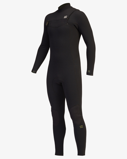 0 3/2 Revolution Pro Chest Zip Full Wetsuit Green ABYW100124 Billabong