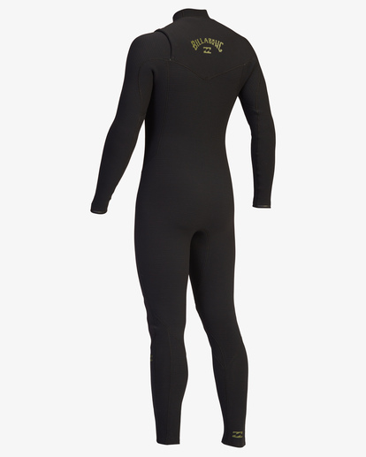 4 3/2 Revolution Pro Chest Zip Full Wetsuit Green ABYW100124 Billabong