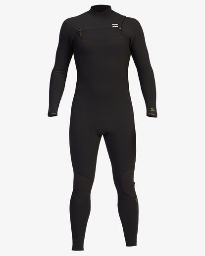 1 4/3 Revolution Pro Chest Zip Full Wetsuit Green ABYW100125 Billabong