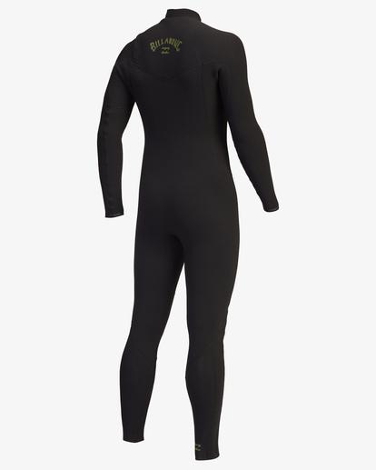 2 4/3 Revolution Pro Chest Zip Full Wetsuit Green ABYW100125 Billabong