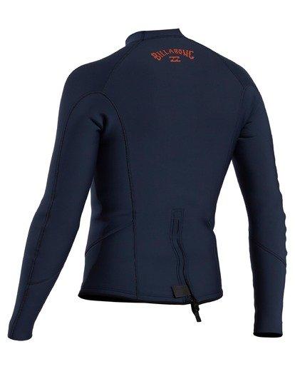 1 2mm Absolute Long Sleeve Jacket Blue ABYW800104 Billabong