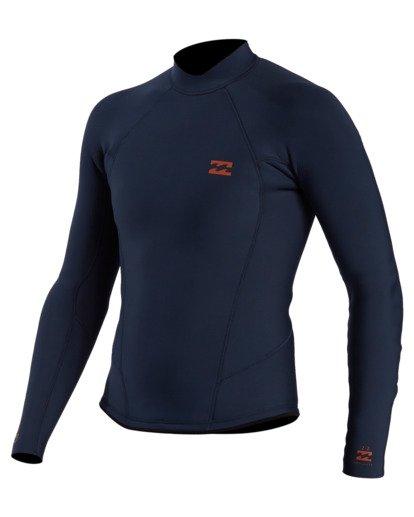 0 2mm Absolute Long Sleeve Jacket Blue ABYW800104 Billabong