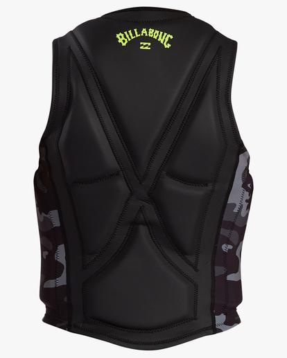 3 Pro Wake Vest Multicolor ABYWP00105 Billabong