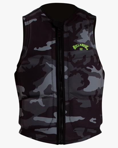 1 Pro Wake Vest Multicolor ABYWP00105 Billabong